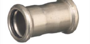 Stainless Fittings 15mm - 108mm